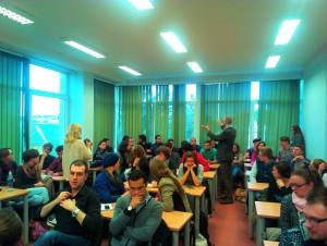 Local Seminar in Vilnius - 4
